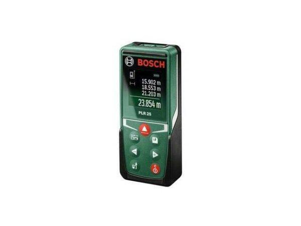 Дальномер лазерный Bosch PLR 25 1.5B25 м+ - 2.0 мм.