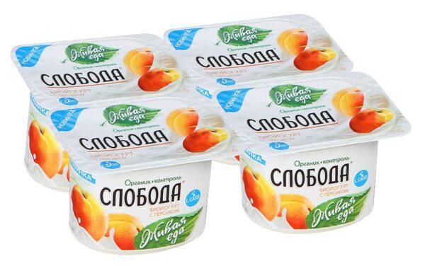 Йогурт Слобода 210г
