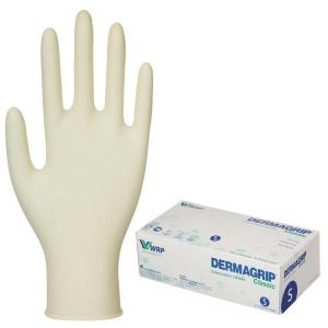 Перчатки хозяйственные латексные DERMAGRIP CLASSIС