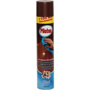 Полироль для мебели Pilotex 400мл