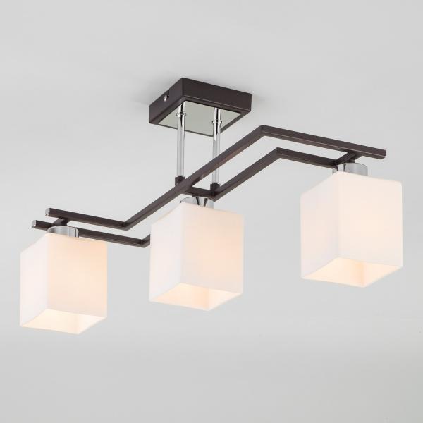 Люстра Дэвис 3 лампы фото