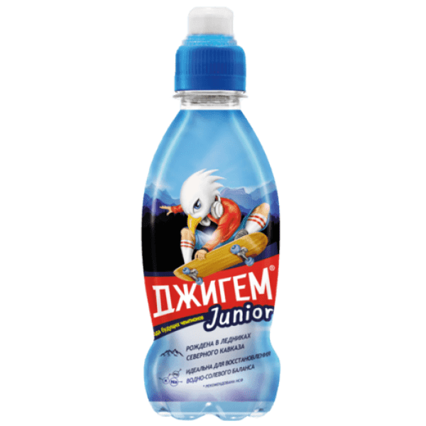 Вода Джигем Junior