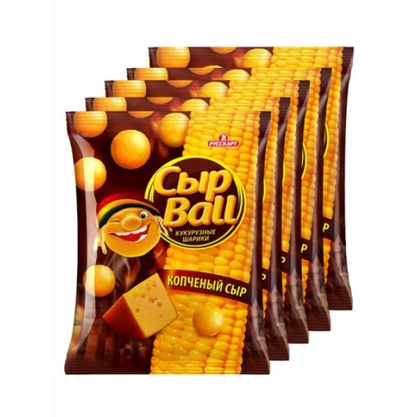 Кукурузные шарики СырBall
