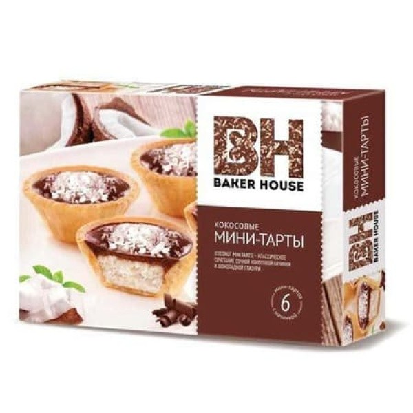 Мини-тарты Baker House