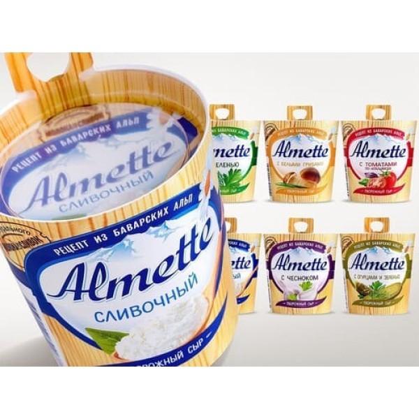 Сыр Альметте