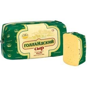 Сыр Голландский Брасовский