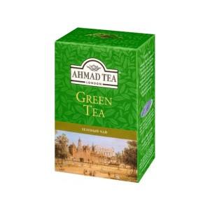 Чай Ахмад в зеленой упаковке