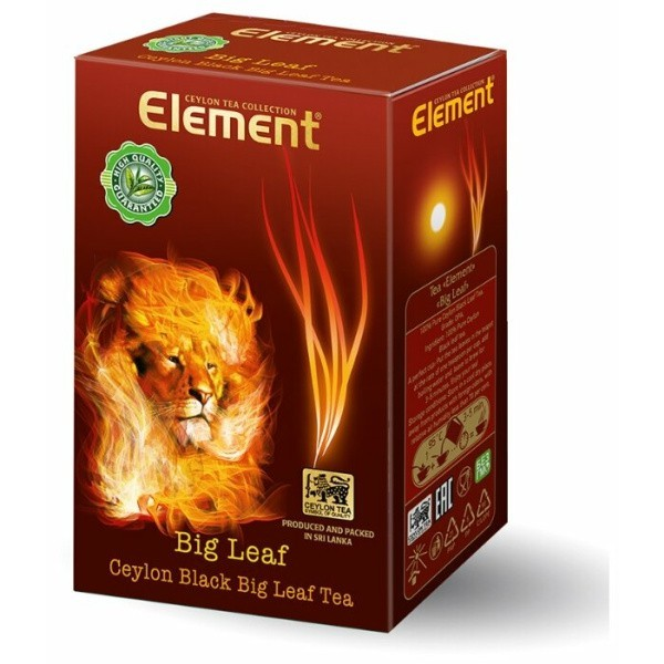 Чай Element Earl Grey