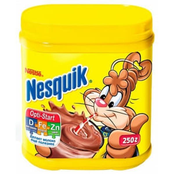 Какао напиток Несквик