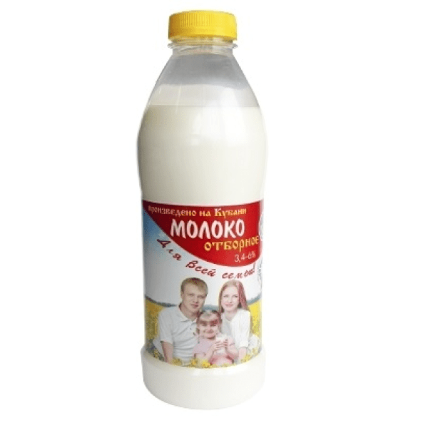 Молоко Калория