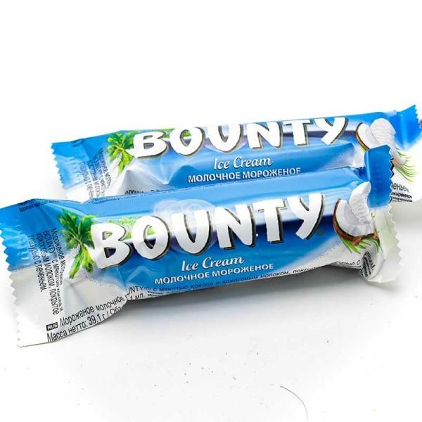 Мороженое Баунти