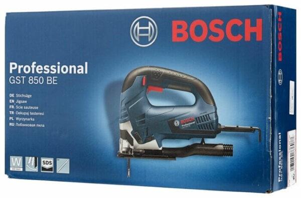 Электролобзик BOSCH GST 850 BE 600 Вт