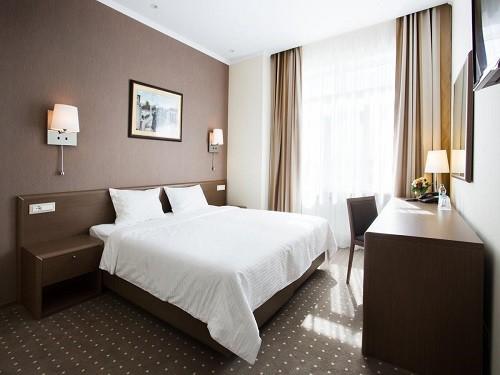 Красивый номер гостиницы