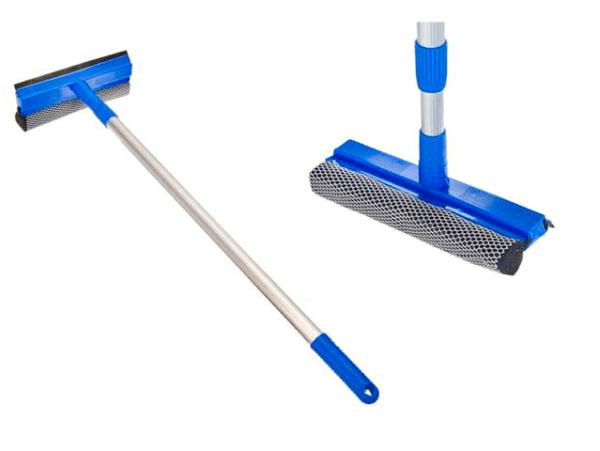 Окономойка телескоп ручка 110см насадка 20см губка рез.водосгон