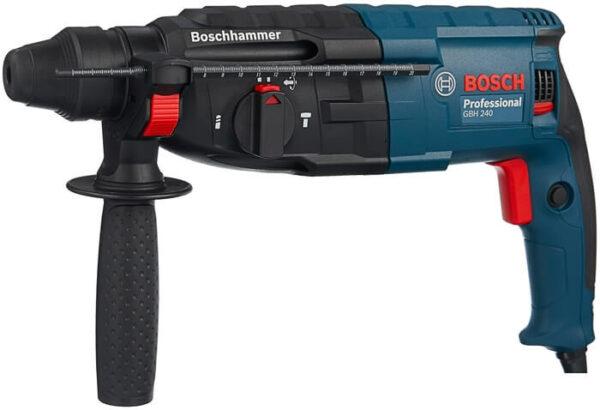 Перфоратор Bosch GВH 2-24(240) DRE 790Вт2,8кг2,7Дж.