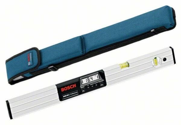 Угломер цифровой Bosch DNM 60 L 9В0,7 кг0,6 м.