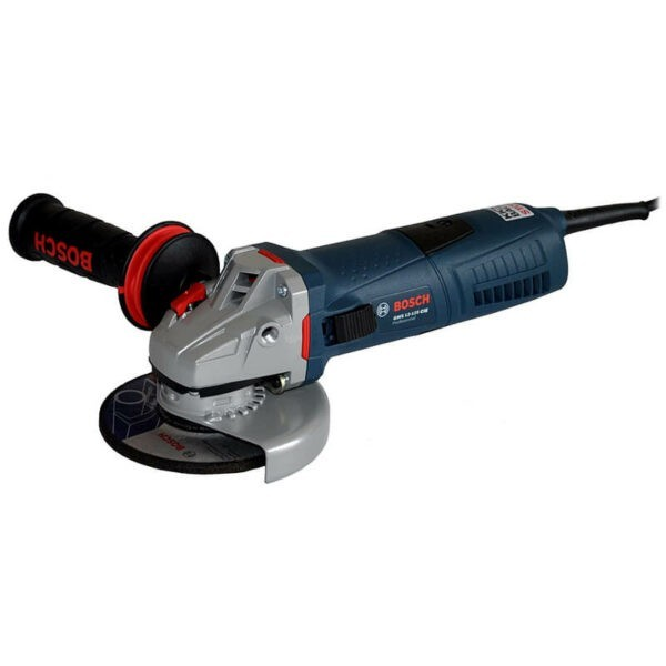 Угловая шлифмашина (болгарка) Bosch GWS 17-125 CIE (Картон) Professional (06017960R2, 0 601 796 0R2)